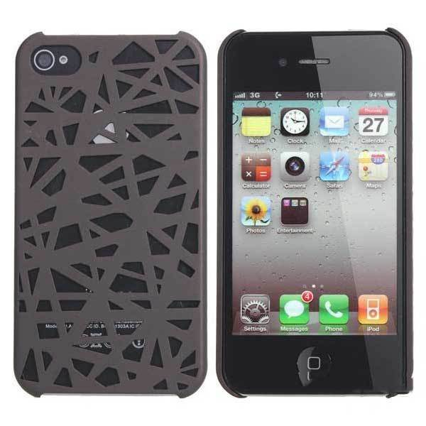 Apalachian Birds Nest Pattern Plastic Protector Case Cover For iPhone 4 4S(China (Mainland))