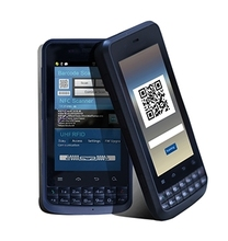 Handheld Android QR barcode font b scanner b font LS388D