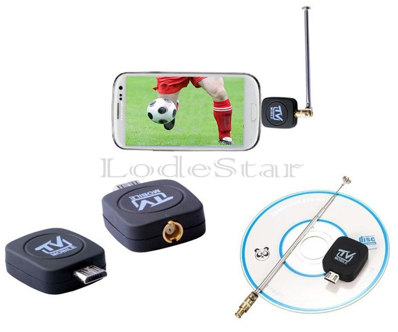 New Gadgets ezTV DVB-T ISDB-T Mobile Phone TV Receiver Tuner TV Stick For Smart Phone Tablet TV Digital Satelite TV Receiver(China (Mainland))