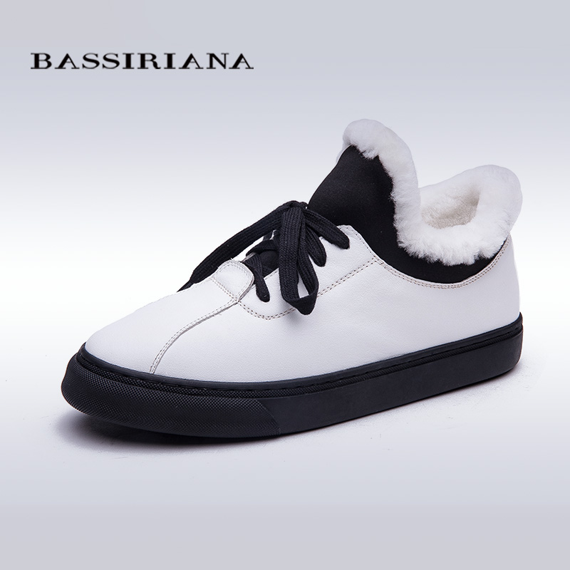 BASSIRIANA Winter Woman Shoes Casual Shoes Plush Lady's Trend Cotton-padded Shoes Thickening Warm Shoes Women(China (Mainland))