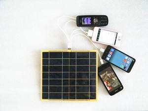 10000mAh per day 5W Solar charger fit all mobile phones &for all Moible Phone&Mobile Power Banks 10000mAh per day(China (Mainland))