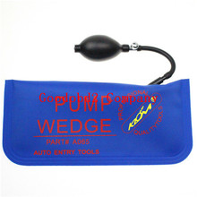 100 KLOM Big Size Blue Air wedge Pump Wedge Locksmith Tools Car Door Opener Auto Entry