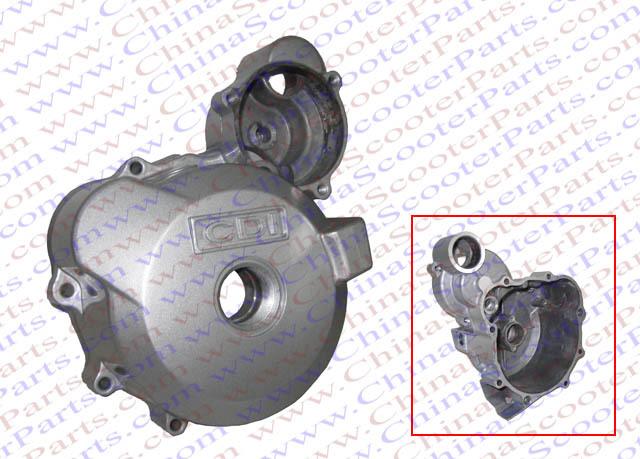 Engine Magnetor Side Cover 200CC 250 Dirt Pit Bike ATV Lifan ZongShen Shineray BaShan Parts(China (Mainland))
