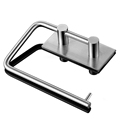 Toilet Paper Holder Wall Mounted Roll Holder Towel Holder For Kitchen Toilet Roll Bathroom Toilet Accessories