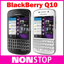 Original Q10 Blackberry Mobile Phone 3G 4G Network 8.0MP Dual-core 1.5 GHz 2G RAM+16G ROM(China (Mainland))