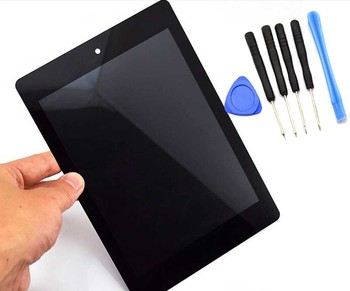 LCD For Acer Iconia A1 A1-810 New LCD display touch Screen digitizer Assembly Replacement Tablet free tools