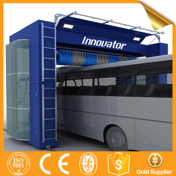 High quality roll over truck bus automatic machine wash car IT966(China (Mainland))