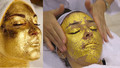 50PCS 3 3cm Thailand Gold Foil Mask Sheet Spa 24K Gold Face Mask Beauty Salon Equipment