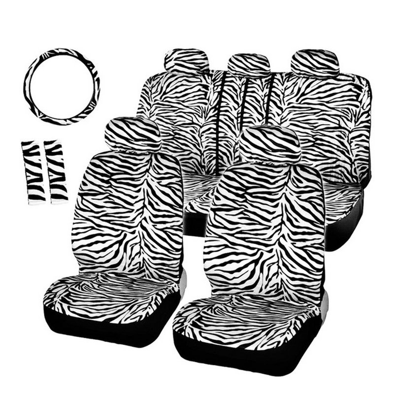 Zebra Car Seat Covers Promotion Shop For Promotional Zebra