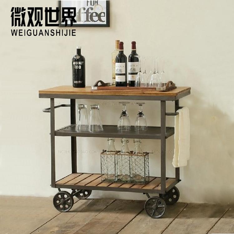 Buy Bar Drinks Trolley Microscopic World