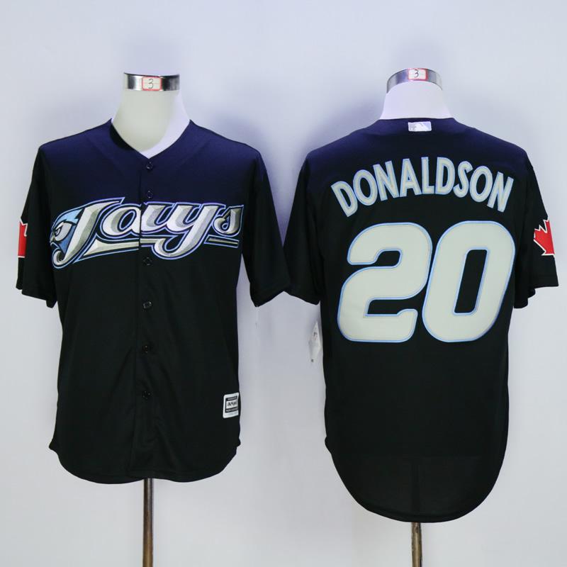 #20 Josh Donaldson Jersey,Toronto Blue Jays Jerseys Green Cream Shirts 100% Stitched(China (Mainland))