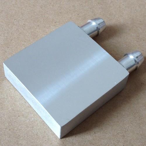 Multi platform Aluminum CPU graphics card water cooling block,Liquid Cooler Water block radiator for GPU CPU water cooling model(China (Mainland))