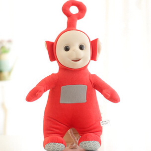 Hot Fancy Teletubbies Baby Stuffed Toy 1 pcs(China (Mainland))