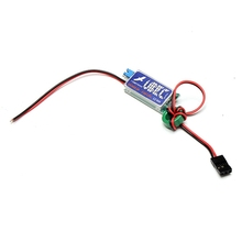 Brand New 5V 3A UBEC Support 2-6S Lipo Battery Fully Shielded Anti-interference Voltage Stabilizer(China (Mainland))