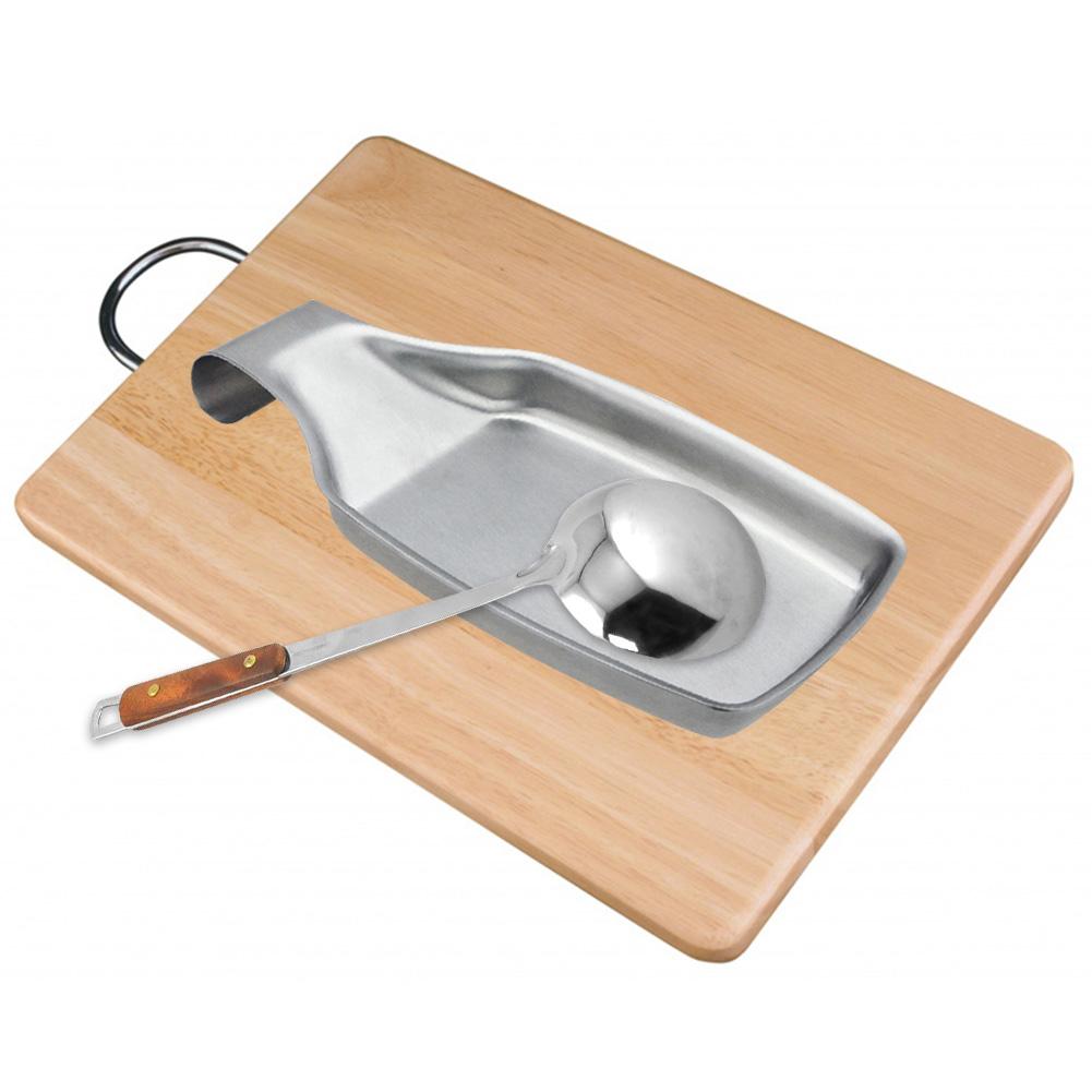 Суп бытовой практичный коврик держатель ложки настольная полка для домашнего aeProduct.getSubject()