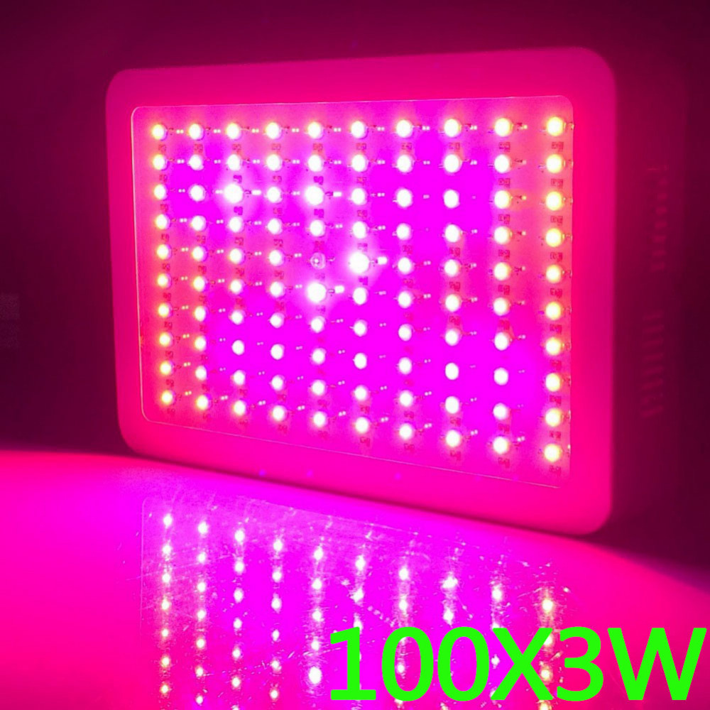 hot sale 300w led grow lights factory price with high power 3w chips