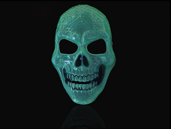Halloween Movie Mask Led Skull Mask For Halloween