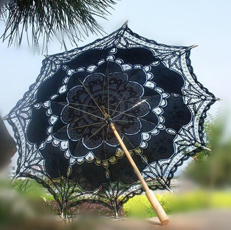 Achetez en gros rouge dentelle parasol en ligne à des grossistes ...