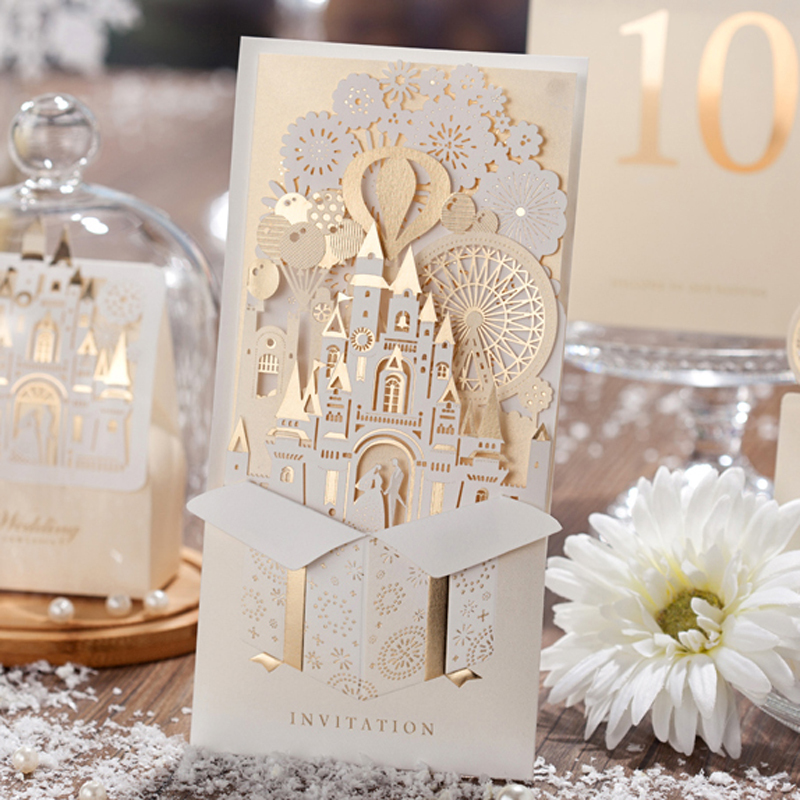 The best wedding invitations for you: Creative ideas for wedding ...