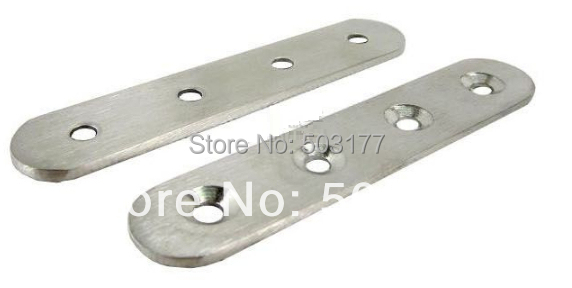 Stainless steel corner bracket ,  non-magnetic ,Thickness :about 3mm ,  Furniture fittings ,Fastening piece