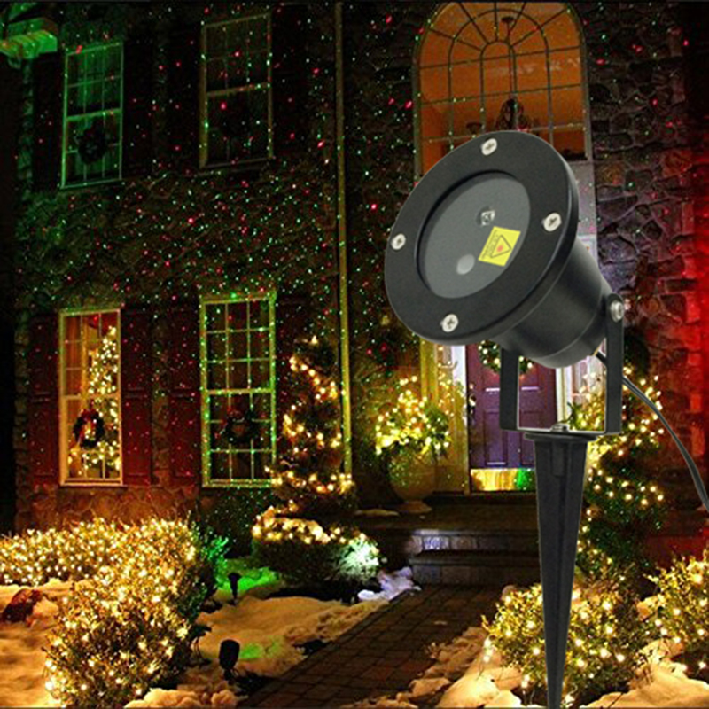 Remote control Red Green Twinkling Laser Light Waterproof IP65 outdoor laser projection lamp Bar DJ party stage lights(China (Mainland))
