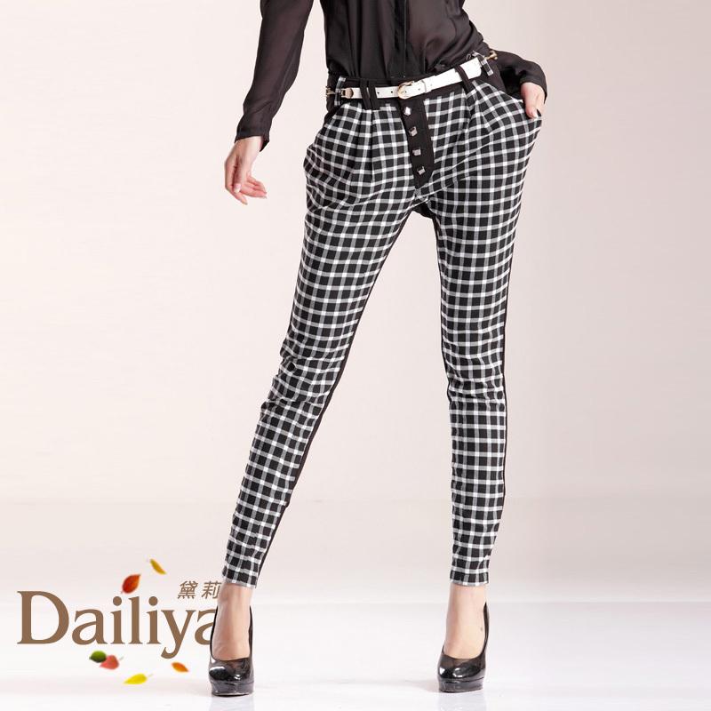 harem pants black and white | Gommap Blog