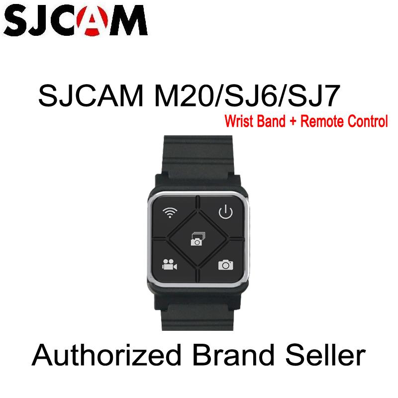 SJCAM Smart Remote Control - RF Wrist Remote Controller Watch for M20 SJ6 Legend SJ7 Star Sports cameras