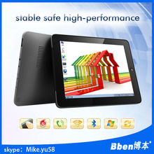 high quality INTEL N2600 dual core 9.7 inch smart phone in tablet pc factory price