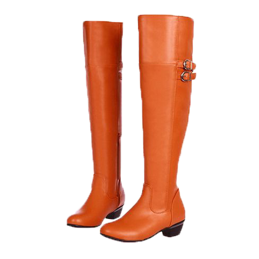 free shipping boots botte femme botas masculina leather