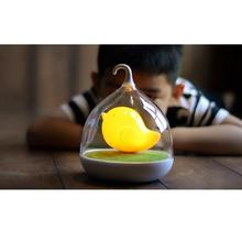 0.8W Novelty Birdcage USB Rechargeable LED Table Desk Night Book Light Lamp Lovely Home Office Decoration Christmas Gift(China (Mainland))
