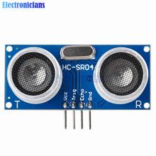 High Precision! Ultrasonic Module HC-SR04 HC SR04 HCSR04 Distance Measuring Transducer IO Trigger Sensor For Arduino 5V DC(China (Mainland))