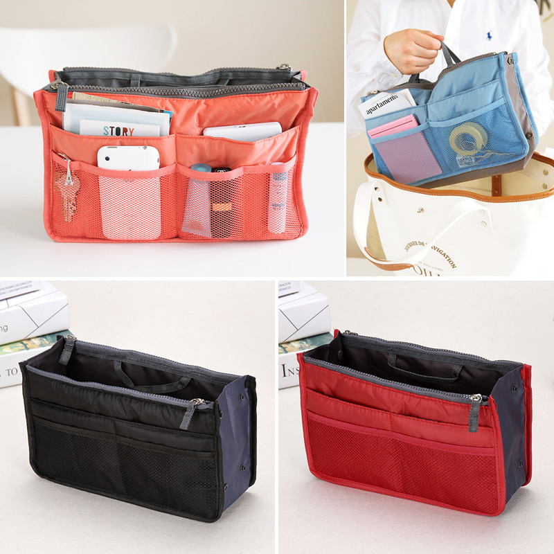 Storage Bags Organizer Pouch Clothes Packing Practical Organizer Stylish Widely Used Bag Free Shipping(China (Mainland))