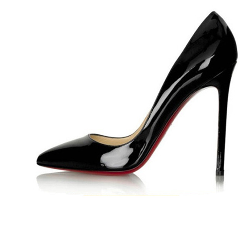 Popular Red Bottom Shoes for Women Size 11-Buy Cheap Red Bottom ...