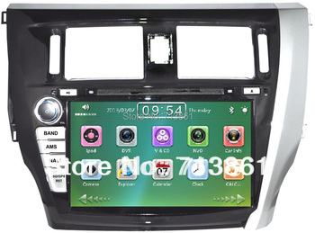 8 inch Great wall C30 2013 car dvd player,GPS,3G,Bluetooth,ISDB-T brazil,V-6CD,radio,ipod,free map,4g card,English,protuguese