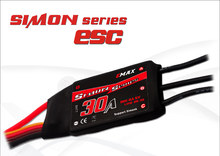 Original EMAX Simon K 30A ESC 2-3S built-in BEC for DIY quadcopter FPV drone X500 F550 hexacopter