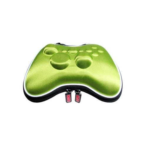Green Airform Hard Pouch Case Bag Sleeve for Microsoft Xbox 360 Wireless Controller(China (Mainland))