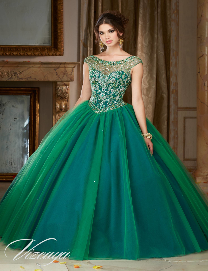 Heavy Beaded Turquoise Quinceanera Dress Plus Size Ball Gown Girl 15 Years Party Debutante Gowns