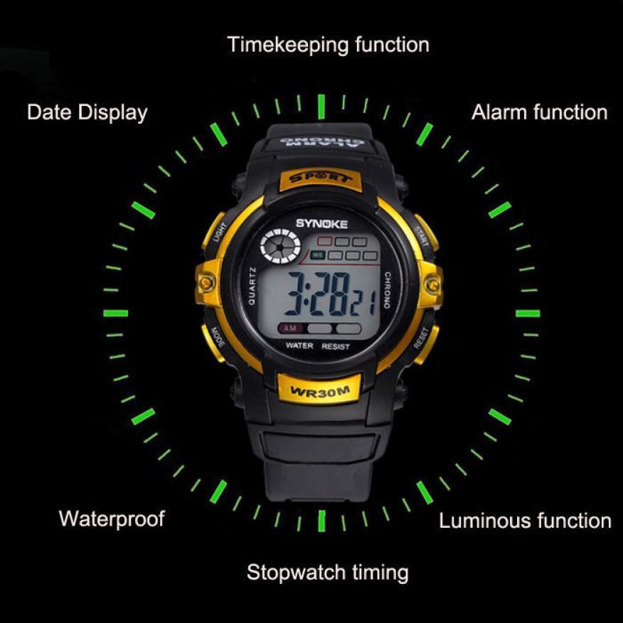 how to turn off alarm on digital wrist watch