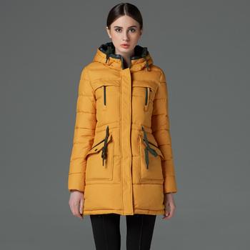 Г-жа icebear2015 новый зиму утолщение теплые скидки хлопок - хлопка-ватник одежды гайка имеют большие ярдов