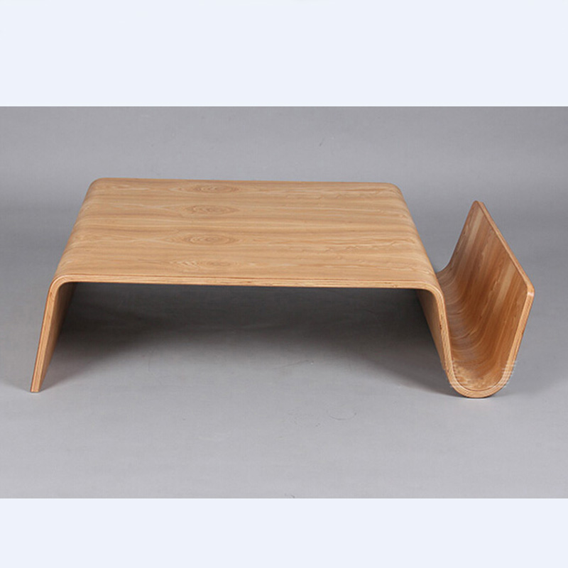 Free Shipping Tatami Style Burly Wood  Coffee Table <br><br>Aliexpress