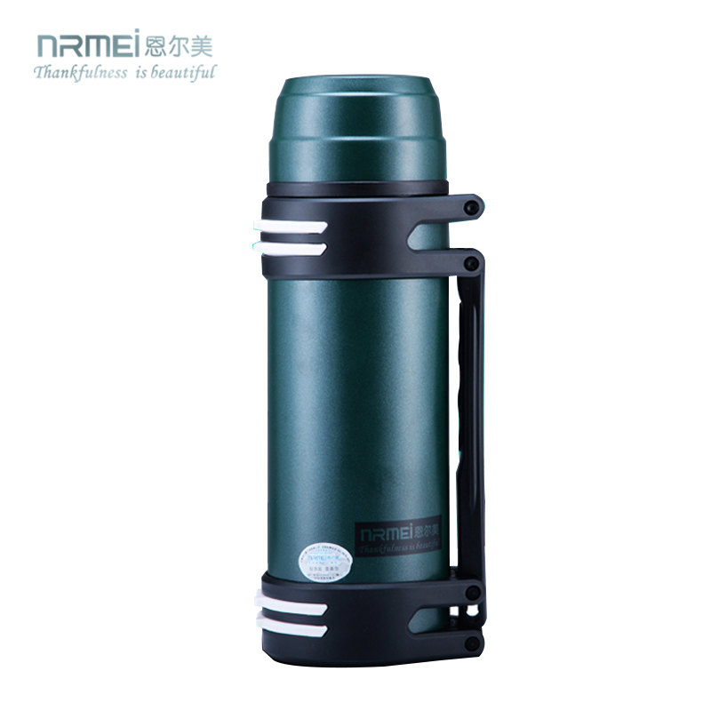 900ml awardu adults stainless steel mug botella de agua portable thermos outdoor camp water. Black Bedroom Furniture Sets. Home Design Ideas