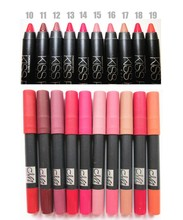 Moisture Waterproof kiss proof Long Lasting crayon lips matte Lipstick brand makeup pen lip balm pencil pomade RP2