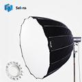 Selens 90cm 120cm 150cm 190cm With Bowens Mount Hexadecagon Umbrella Flash Softbox