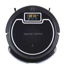 Robot Vacuum Cleaner,with Water Tank,Wet & Dry Mop,TouchScreen,with Tone,Schedule,VirtualWall,SelfCharge,UV Lamp(China (Mainland))