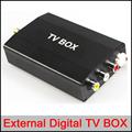 External Digital TV DTV box for car DVD gps player ATSC DVB T ISDB external TV