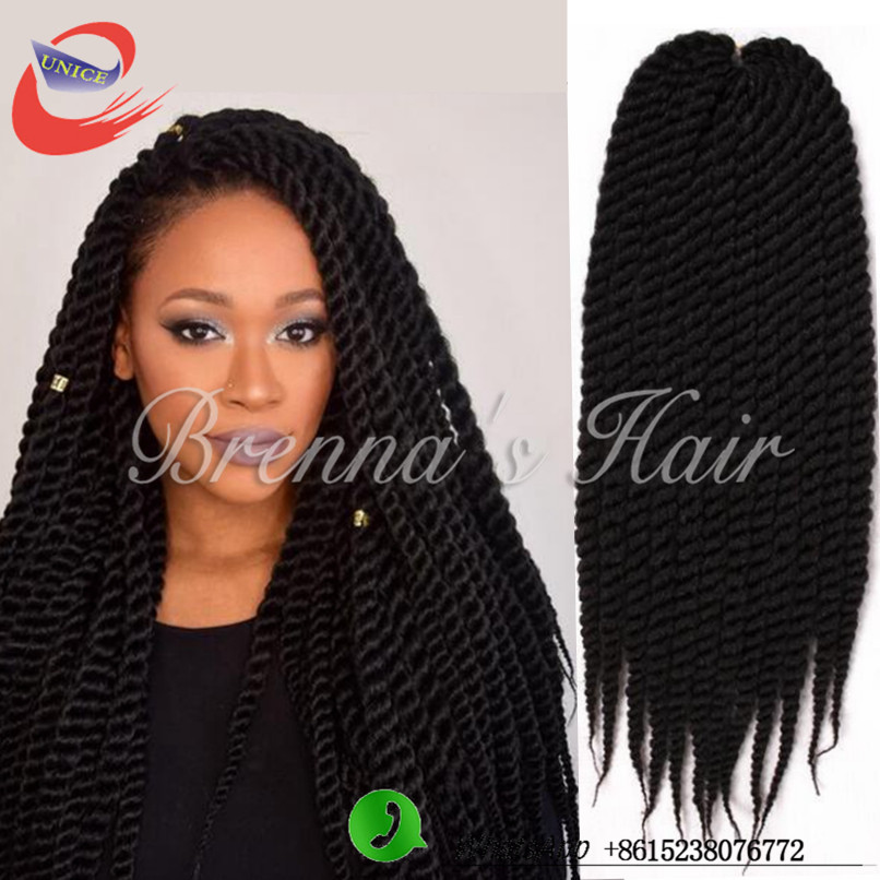 Crochet Hair Havana Mambo : Havana Mambo Twist Crochet Braid Hair Synthetic Ombre Kanekalon Braids ...