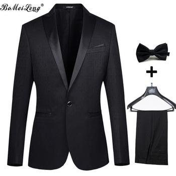 Terno Masculino бизнес блейзер костюмы 2015 свадебные костюмы для человека мода жаккардовые мужской костюм с брюками мужчины жених куртка брюки + галстук