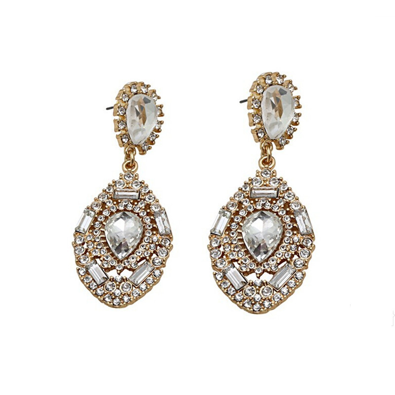 Amazing Aliexpress.com  Buy 2015 New Fashion Jewelry Arrival Women Bohemian Earrings Statement Drop ...