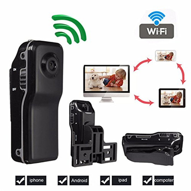 Free Shipping 2017 new equipment professional video best digital camera with camcorder wifi(China (Mainland))