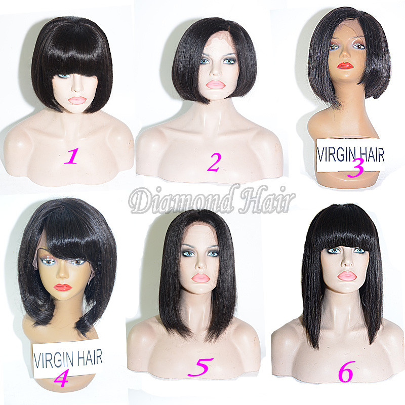 Spiked Human Hair Wigs For Black | kl hair 13 6 deep part